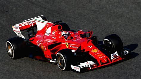 Ferrari W F1 by F1 2017 Pre Season Report Ferrari