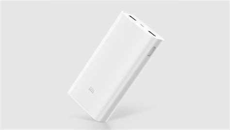 Power Bank Xiaomi 20000 Mah here is xiaomi s new 20000 mah power bank with fast charging support