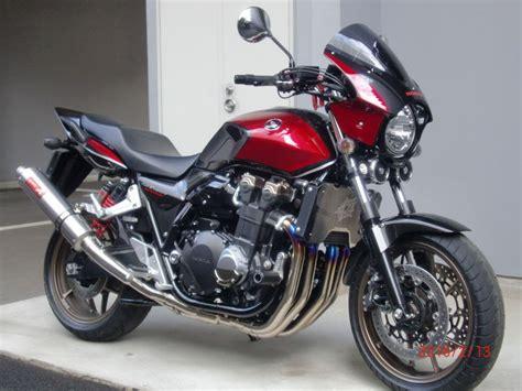 Honda Motorrad Japan Modelle by Honda Cb1300sf Weiss Rot 1 12 Automaxx Modell Motorrad