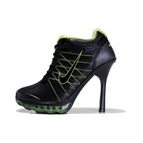 nike high heel sneaker green nike high heels more views nike pumps and heels