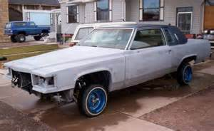 Cadillac Lowrider For Sale 1981 Cadillac Lowrider Coupe 3 000 Or Best Offer