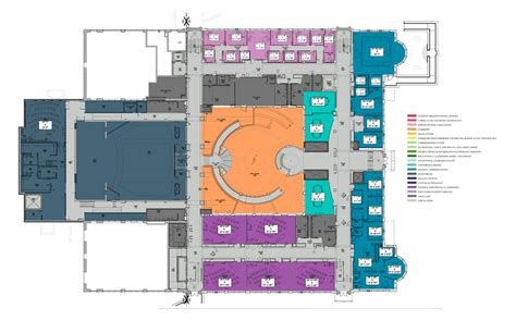 university floor plans indiana state university bayh college of education