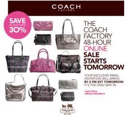 coach sale invite images