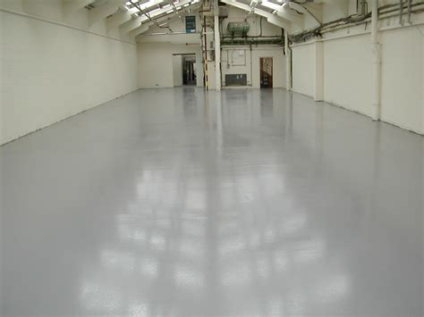 industrial flooring resin solutions specialised