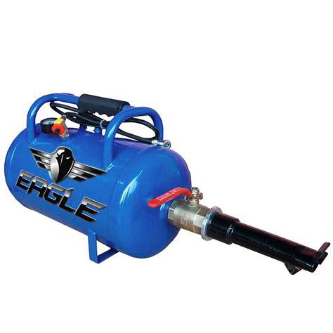 tyre bead blaster portable air tank bead seater