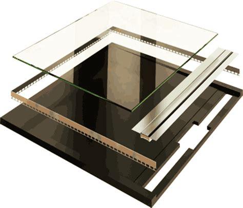 bodengleiche dusche einbautiefe bodengleiche glas duschfl 228 che mit individueller farbgestaltung