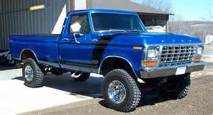 1979 Ford F250 1979 Ford F250 Small Town