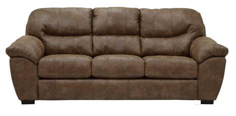Jackson Grant Bonded Leather Sofa Silt Jf 4453 03 Silt Jackson Leather Sofa