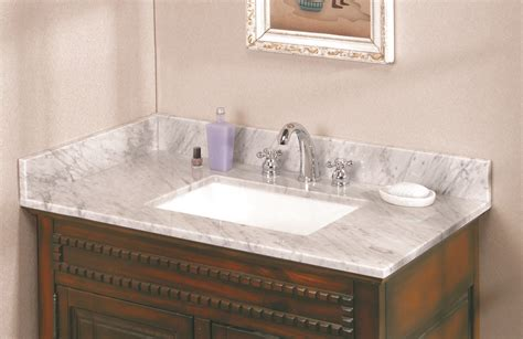 marble vanity tops with sink pedra marble vanity top with um trough bowl carrara marble