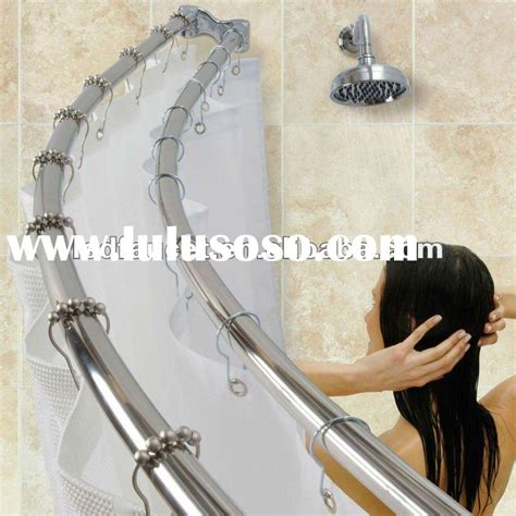 shower curtain tension rod instructions curved tension shower rod walmart home design inspirations