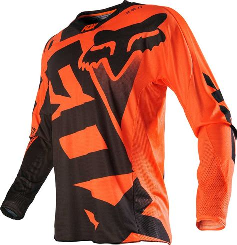 motocross racing apparel 2016 fox racing 360 shiv jersey motocross dirtbike mx