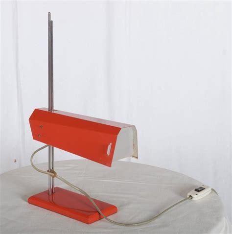 Orange Table L Vintage Orange Table L For Sale At 1stdibs
