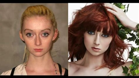 america next top model haircuts before and after nina burns before and after america s next top model