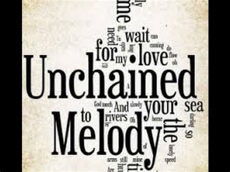 testo unchained melody unchained melody the righteous brothers guitar version