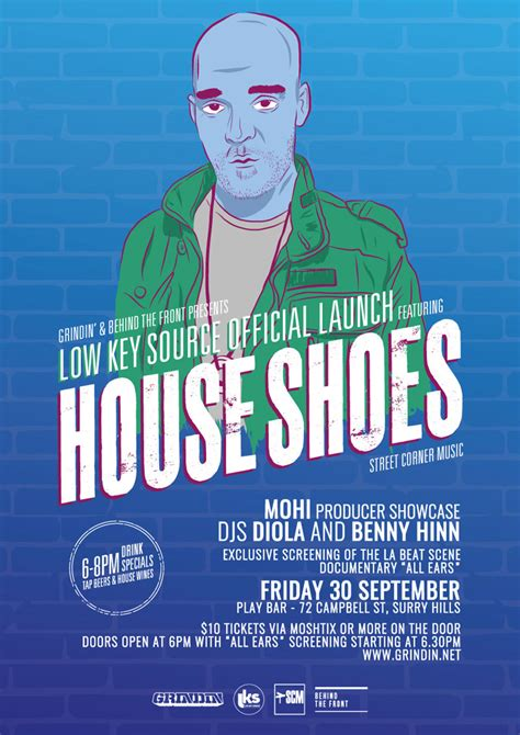 dj house shoes low key source official label launch feat dj house shoes friday 30 09 2016