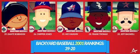 backyard baseball 2001 draftkings price guide part 2