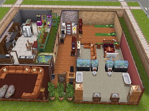 sims 2 house floor plans sims 2 house designs floor plans house style ideas sims 2 house luxamcc