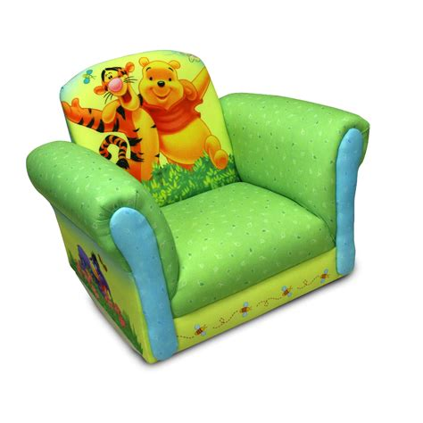 winnie the pooh chair delta children disney winnie the pooh and tigger deluxe