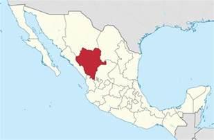Durango Mexico Map by Original File Svg File Nominally 2 029 215 1 326 Pixels