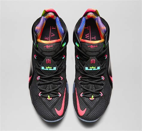 new shoes release nike lebron 12 quot data quot nikestore release info