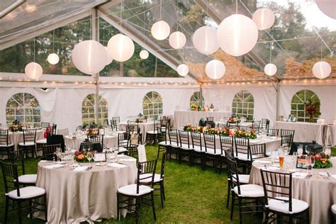 Can You Find Gold In Your Backyard Backyard Wedding From Shane Godfrey Photography Tents