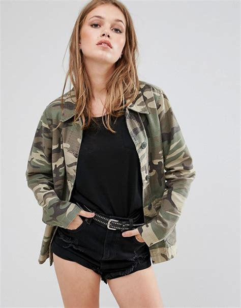 Fit Fashion Mba by Levis Levis Workwear Chore Printed Jacket