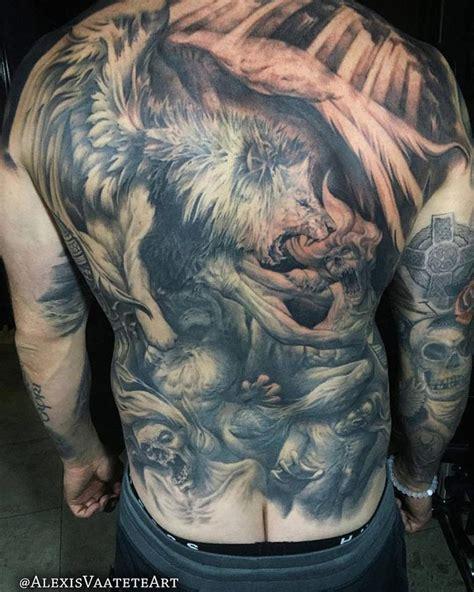 lion back tattoo the of judah http tattooideas247 of judah