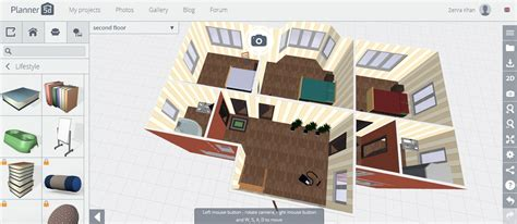 5d home design review free floor plan software planner 5d review