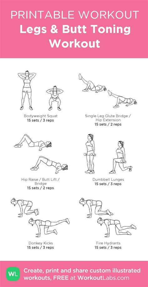 8 Exercises To Tone Your Legs by Best 25 Smaller Workout Ideas On Weekly