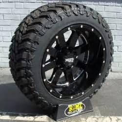Mt Tires For 20 Inch Rims 20 Quot Moto Metal 962 Black 35x12 50r20 Atturo Mt 35 Quot Tires