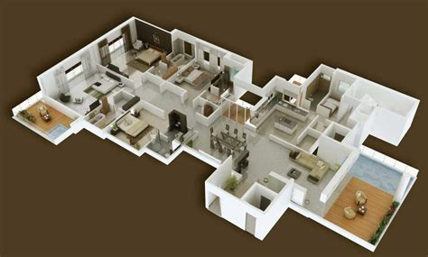 4 bedrooms apartments 4 bedroom apartment house plans futura home decorating