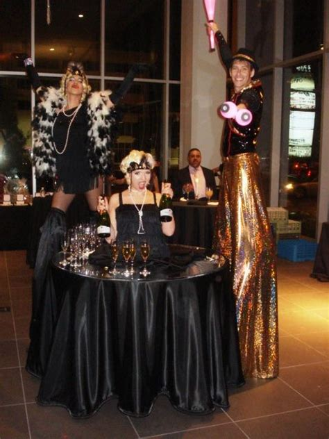 1920s themed party entertainment best 94 gatsby themed entertainment images on pinterest