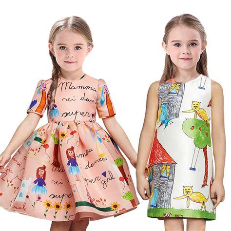 Koleksi Model Baju Anak Perempuan Branded 2017 Terbaru