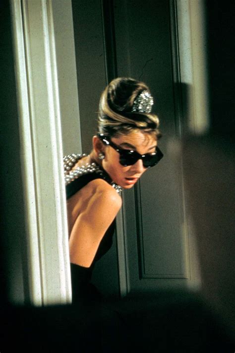 Styles That Stick Breakfast At Tiffanys hepburn s best hairstyles from breakfast at