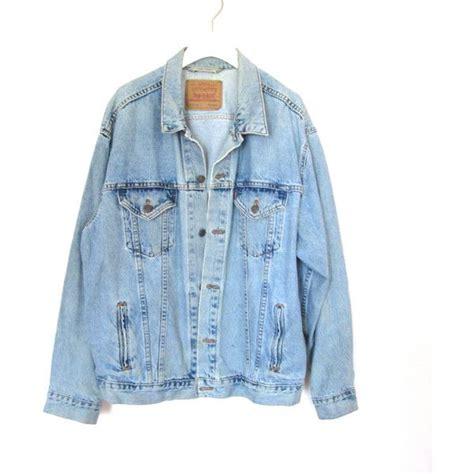 Jaket Xl xl jean jacket fit jacket