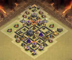 Town Hall 7 Farming Bases Clash Of Clans » Home Design 2017