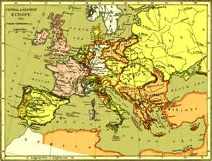 Map Of Europe 1815 by 1815 Europe Map
