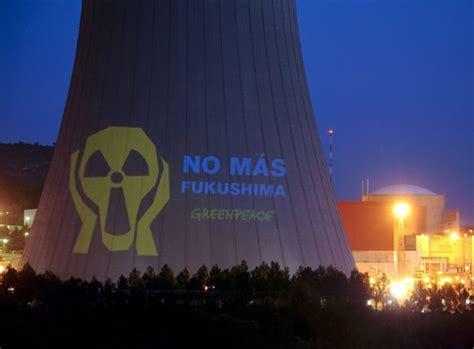 era nuclear greenpeace pide el fin de la era nuclear sociedad
