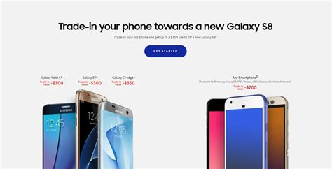 Samsung Note 8 Trade In Samsung S Offer Makes Purchasing The Galaxy S8 More
