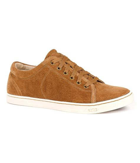 ugg sneaker lyst ugg 174 tomi sneakers for