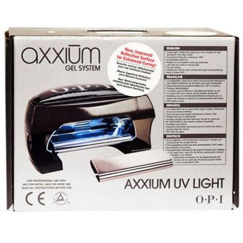 opi gel uv light vnt nail supply opi axxium uv light uv ls uv ls