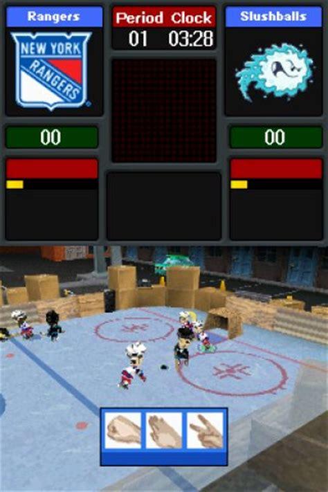backyard hockey download backyard hockey nds preview