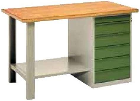 banco portautensili banchi lavoro per officina con cassettiere portautensili