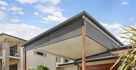 Carport Roof Carport Aluminium Roof Kudos Ar Trueline Pergolas
