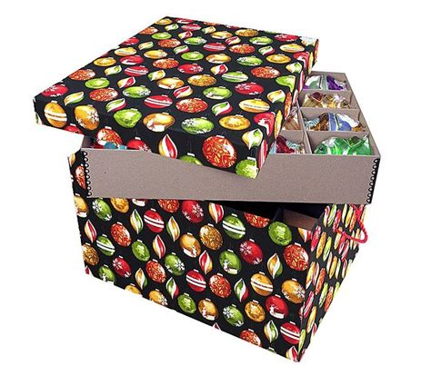 christmas ornament boxes on sale 82 best storage images on storage boxing and storage boxes