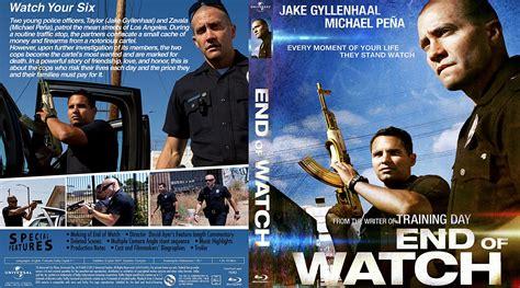 film blu watch end of watch movie blu ray custom covers end of watch