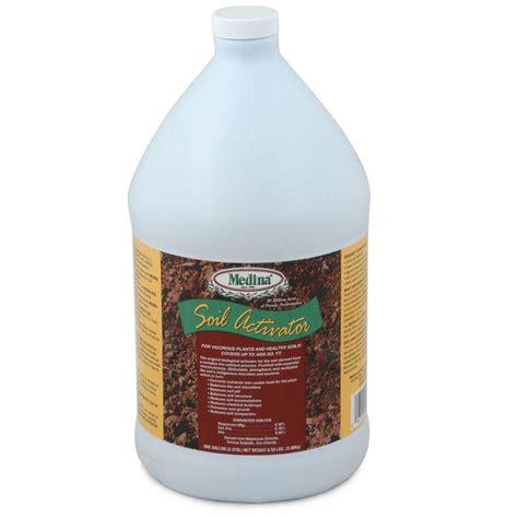 medina 1 gal soil activator 100046962 the home depot