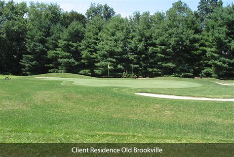 personal putting greens residential  commercial