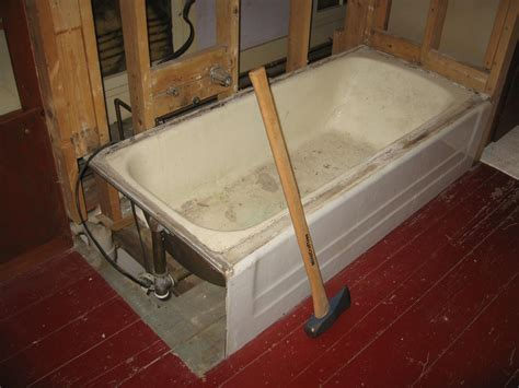 how do you remove a cast iron bathtub cast iron bathtub removal decor references