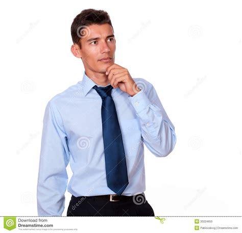 imagenes de jordan en persona persona pensativa que mira a su izquierda fotos de archivo